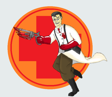 Medic by TheBlueFlower165