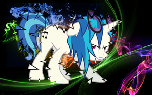 V.scratch dubstep Wallpaper by ShySolid