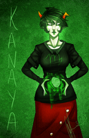 Kanaya Maryam by curiousSOUL