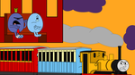TTTE - Duncan and the Grumpy Passenger by Percyfan94