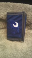 Princess Luna cutie mark wallet by FanaticalFactory