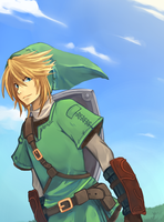 Legend of Zelda: Skyward Sword by PokeyPokums