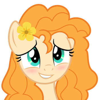 Pear Butter Face Vector by GreenMachine987