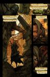 Leviticus Cross Issue 2 Page by sw1tch3r