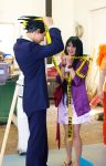 Ace Attorney: Caution, Crime Scene! by AnyaPanda