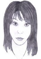 Naoko Mori by snow-white-king