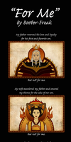 "Ozai Comic: ""For Me"" by Booter-Freak"