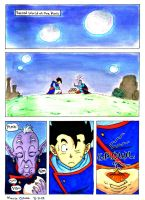 DBZ: Don't Fear The Reaper - Page 1 by agra19