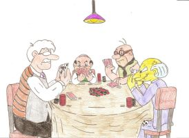 Poker Tycoons by Jose-Ramiro