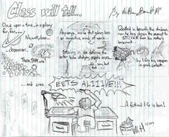 Class Will tell_intro by Fundz64