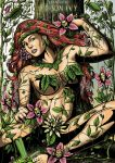 Poison Ivy Garden by leandro-sf