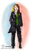 2 OLIVIAS DUNHAM (FRINGE) by Dianah3