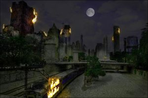 Chicago Ruined by eXoDuS1993