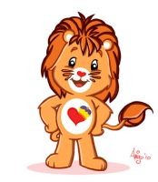 Brave Heart Lion by posole