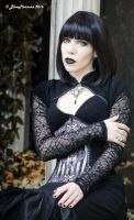 Darkness and delight III by Cleo-Feline