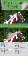 Mane and Tail Tutorial by Cantatus-Promise