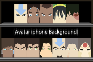 Avatar iPhone Background by Kotrex
