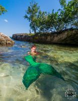 The Little Mermaid In Jamaica by The-Dark-Horse