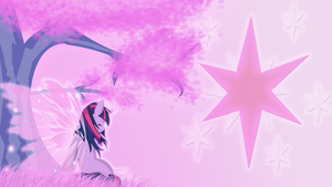 Twilight Sparkle- Angelic wings by ScootsNB