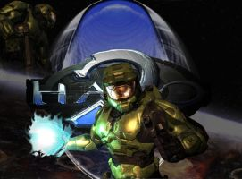 Halo 2 by maslow