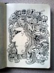 DOODLE ART: Mother Of Doodles by kerbyrosanes