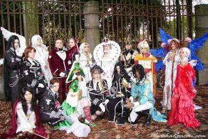 Trinity Blood Group by VampireIonFortuna