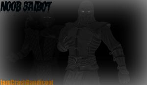 Noob Saibot Wallpaper by IamCrashBandicoot