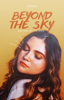 Wattpad Cover 12   Beyond the Sky by LotteHolder