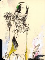 Cupid's Death by JimMahfood-FoodOne