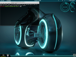 Desktop Shell Customized by cypher-neo