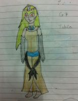 Human Tabia (Color) by TheDragon-Empress