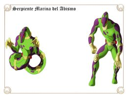 Serpiente Marina by Javiiit0