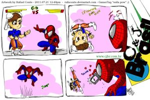 Spider-Man perverted by RafaConte