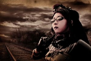 Steampunk II by allens