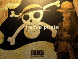 I am a pirate by Smile-smiley