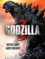 Godzilla 2014 Book:  Official? by hypergojira