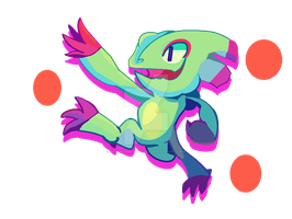 YOOKA by Shimmying-Treecko