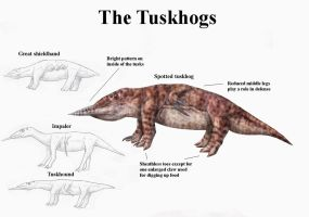 REP: The Tuskhogs by Ramul