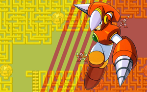 Crash Man Wallpaper by Superdimentiobros