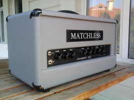Matchless Avalon 30 Head 1 by serhanyenilmez