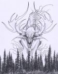 Blackwood Wendigo by verreaux