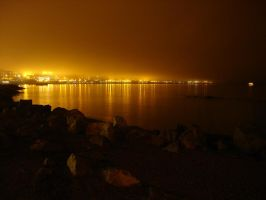 Duluth Harbor by takeonthefuture
