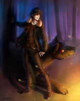 Nico di Angelo by kitt2506