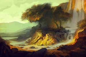 Secret Place by RHADS