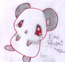 Emo Panda by sphinx-face