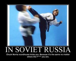 In Soviet Russia by CellularSP