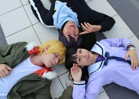 Noragami 05 by cosplay33