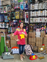 My appliance family and me in FaS Collectible Show by Magic-Kristina-KW