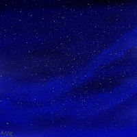 Night Sky by HappyKing2245