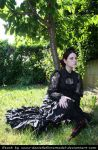 Victorian Roses Stock - Preview by DanielleFioreModel
